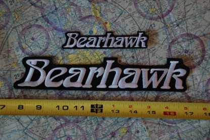 Bearhawk Patch